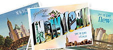 New York City!<br />View the New York Collection now.