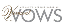 Ceci New York is featured in Vermont Vows