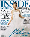 Inside Weddings - Fall 2010 - Press - Ceci New York