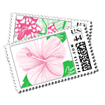 Paradise - Postage Stamps - Resort - Fine Stationery - Shop Ceci - Ceci New York
