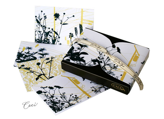 En Route - Urban - Fine Stationery - Shop Ceci - Ceci New York