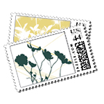 En Route - Postage Stamps - Urban - Fine Stationery - Shop Ceci - Ceci New York
