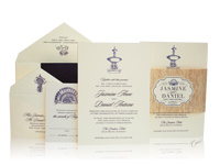Breakers Row - Wedding Invitations - The Breakers, Palm Beach - Ceci New York