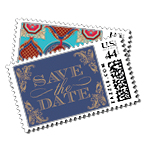 The Circle Room - Postage Stamps - The Breakers, Palm Beach - Ceci New York