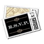 The Gold Room - Postage Stamps - The Breakers, Palm Beach - Ceci New York