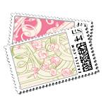 Ocean Breeze - Postage Stamps - The Breakers, Palm Beach - Ceci New York