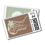 Poinciana - Postage Stamps - The Breakers, Palm Beach - Ceci New York