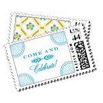 Royal Palazzo - Postage Stamps - The Breakers, Palm Beach - Ceci New York