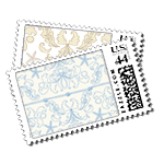 Stella Maris - Postage Stamps - The Breakers, Palm Beach - Ceci New York