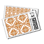 Venetian - Postage Stamps - The Breakers, Palm Beach - Ceci New York