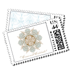 Whitehall - Postage Stamps - The Breakers, Palm Beach - Ceci New York