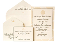 Aspen Luxury Wedding Invitations - Ceci Ready-to-Order Collection - Ceci Wedding - Ceci New York