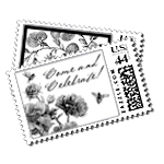 English Garden Luxury Wedding Postage Stamps - Ceci Wedding - Ceci New York