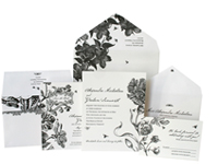 English Garden Luxury Wedding Invitations - Ceci Ready-to-Order Collection - Ceci Wedding - Ceci New York
