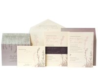 Lavender Fields - Botanical - Ceci Ready-to-Order Collection - Ceci Wedding - Ceci New York