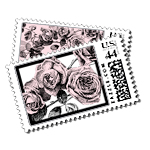 Majestic Luxury Wedding Postage Stamps - Ceci Wedding - Ceci New York