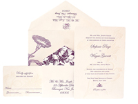 Morning Glory - Botanical - Ceci Ready-to-Order Collection - Ceci Wedding - Ceci New York