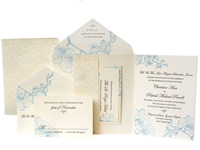 Orchid - Botanical - Ceci Ready-to-Order Collection - Ceci Wedding - Ceci New York
