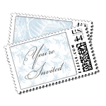 Royal Botanica Luxury Wedding Postage Stamps - Ceci Wedding - Ceci New York