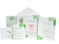 Vineyard - Botanical - Ceci Ready-to-Order Collection - Ceci Wedding - Ceci New York