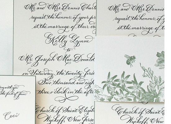 Audrey - Details - Luxury Wedding Invitations - Ceci Ready-to-Order Collection - Ceci Wedding - Ceci New York
