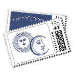 Dream Luxury Wedding Postage Stamps - Ceci Wedding - Ceci New York
