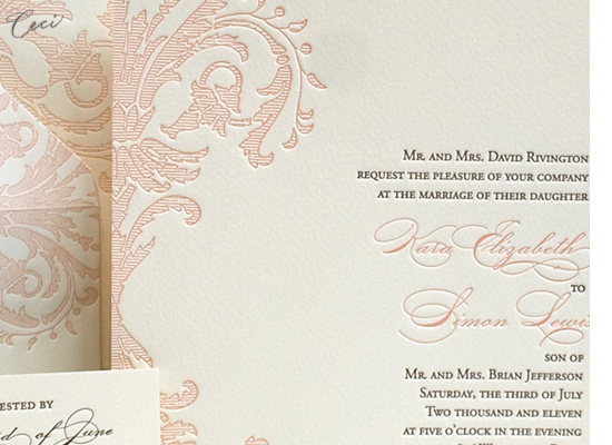 Pretty Miss - Details - Luxury Wedding Invitations - Ceci Ready-to-Order Collection - Ceci Wedding - Ceci New York