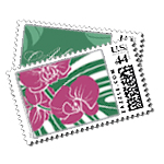 Aloha Luxury Wedding Postage Stamps - Ceci Wedding - Ceci New York