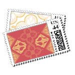 Embark Luxury Wedding Postage Stamps - Ceci Wedding - Ceci New York