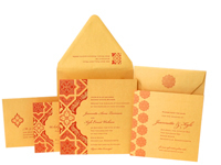 Embark Luxury Wedding Invitations - Ceci Ready-to-Order Collection - Ceci Wedding - Ceci New York