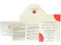 Hidden Paradise Luxury Wedding Invitations - Ceci Ready-to-Order Collection - Ceci Wedding - Ceci New York