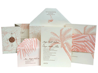 Isla Luxury Wedding Invitations - Ceci Ready-to-Order Collection - Ceci Wedding - Ceci New York