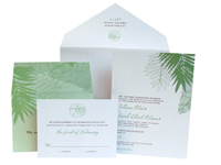 Palma Luxury Wedding Invitations - Ceci Ready-to-Order Collection - Ceci Wedding - Ceci New York