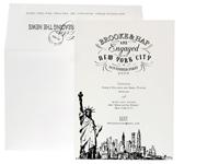 Hudson Bay - New York - Ceci Ready-to-Order Collection - Ceci Wedding - Ceci New York