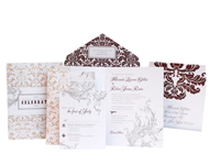Antiqued - Ornate - Ceci Ready-to-Order Collection - Ceci Wedding - Ceci New York