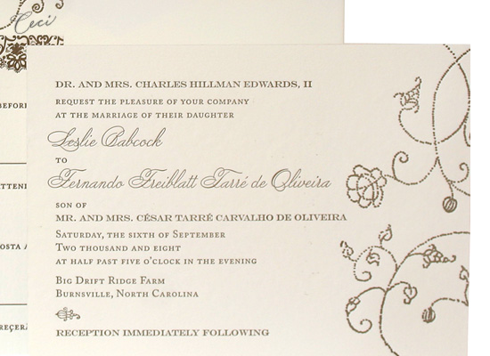 Clarity - Details - Luxury Wedding Invitations - Ceci Ready-to-Order Collection - Ceci Wedding - Ceci New York