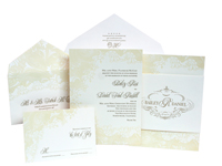 Grand Palais - Ornate - Ceci Ready-to-Order Collection - Ceci Wedding - Ceci New York