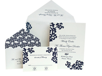 Orientalia Luxury Wedding Invitations - Ceci Ready-to-Order Collection - Ceci Wedding - Ceci New York