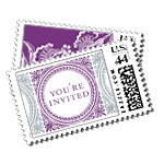 Ornamental Luxury Wedding Postage Stamps - Ceci Wedding - Ceci New York