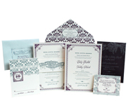 Ornamental Luxury Wedding Invitations - Ceci Ready-to-Order Collection - Ceci Wedding - Ceci New York