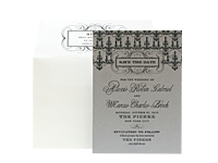 Astaire - Save the Dates - Ceci Ready-to-Order Collection - Ceci Wedding - Ceci New York