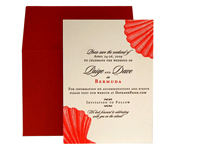 Hidden Paradise Luxury Wedding Save the Dates - Ceci Ready-to-Order Collection - Ceci Wedding - Ceci New York