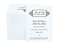 Jayne - Save the Dates - Ceci Ready-to-Order Collection - Ceci Wedding - Ceci New York