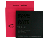 Muse - Save the Dates - Ceci Ready-to-Order Collection - Ceci Wedding - Ceci New York