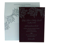 Ornamental - Save the Dates - Ceci Ready-to-Order Collection - Ceci Wedding - Ceci New York