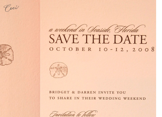 Palma - Details - Luxury Wedding Save the Dates - Ceci Ready-to-Order Collection - Ceci Wedding - Ceci New York