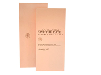 Palma Luxury Wedding Save the Dates - Ceci Ready-to-Order Collection - Ceci Wedding - Ceci New York