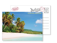 Beach 5 - Vintage Postcards - Ceci Ready-to-Order Collection - Ceci Wedding - Ceci New York
