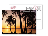 Beach 7 - Vintage Postcards - Ceci Ready-to-Order Collection - Ceci Wedding - Ceci New York