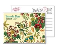 Garden 2 - Vintage Postcards - Ceci Ready-to-Order Collection - Ceci Wedding - Ceci New York